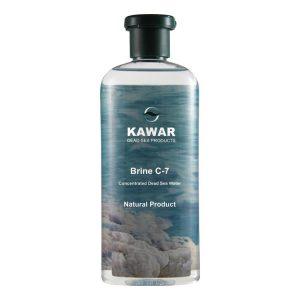 kawar-brine-c-7-koncentrovana-voda-z-mrtveho-mora-400ml-6251046059086